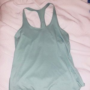 Lululemon mint Green tank